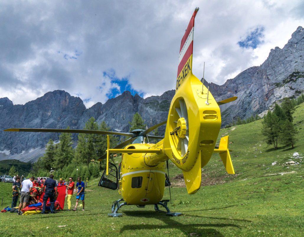 Klettersteig Johann : Johann klettersteig